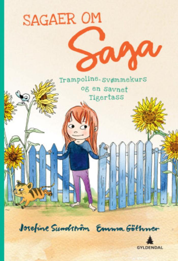 Trampoline, svømmekurs og en savnet Tigertass : Sagaer om Saga