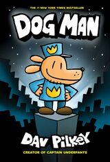 Pilkey, Dav : Dog Man