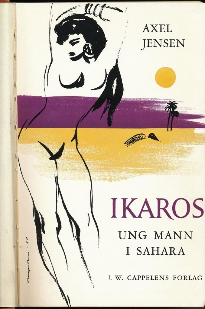 Ikaros : ung mann i Sahara