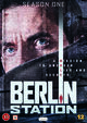 Omslagsbilde:Berlin station . season one