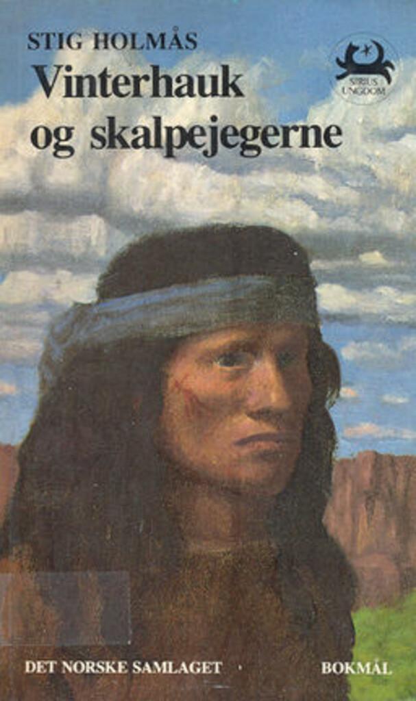 Vinterhauk og skalpejegerane : [bind 2]