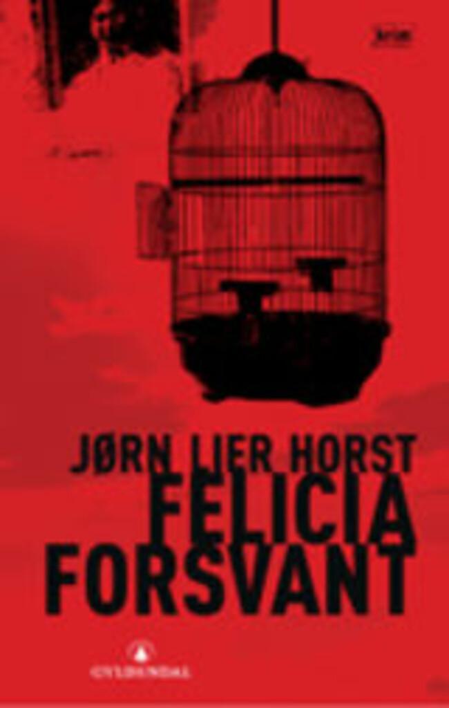 Felicia forsvant : kriminalroman