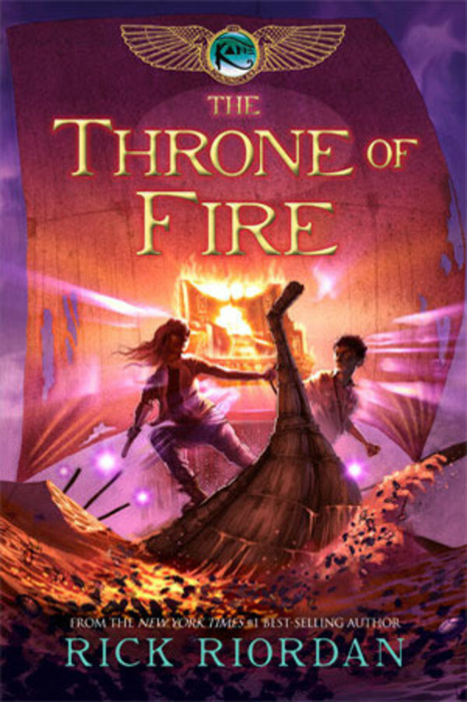 The Throne Of Fire 2