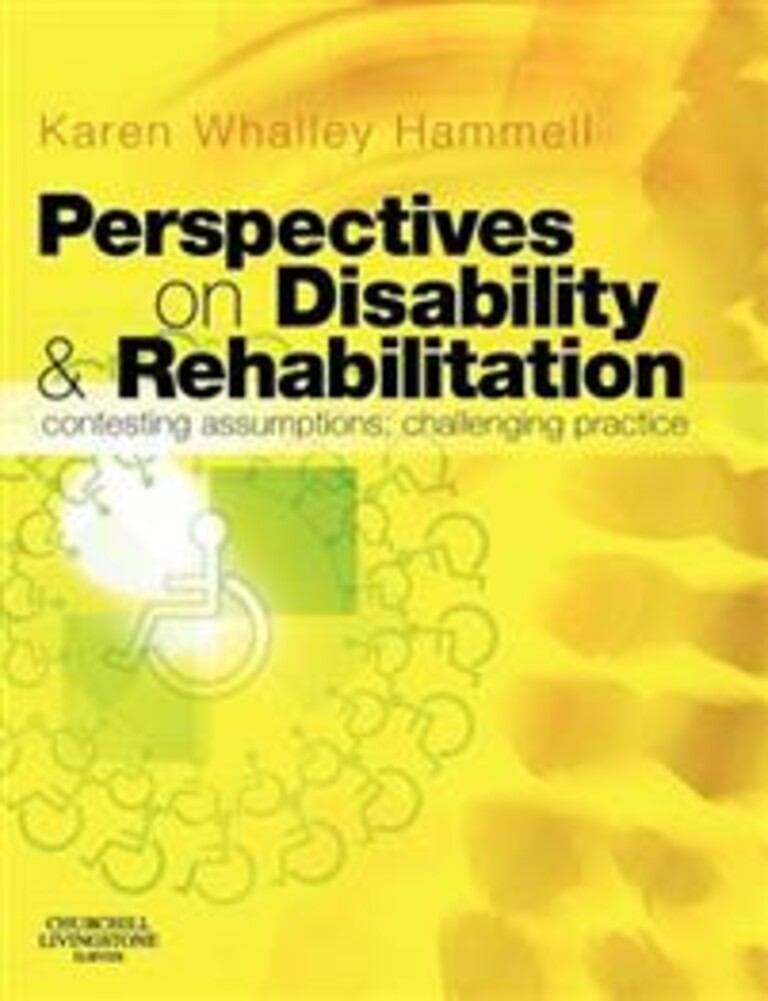 Perspectives on disability & rehabilitation