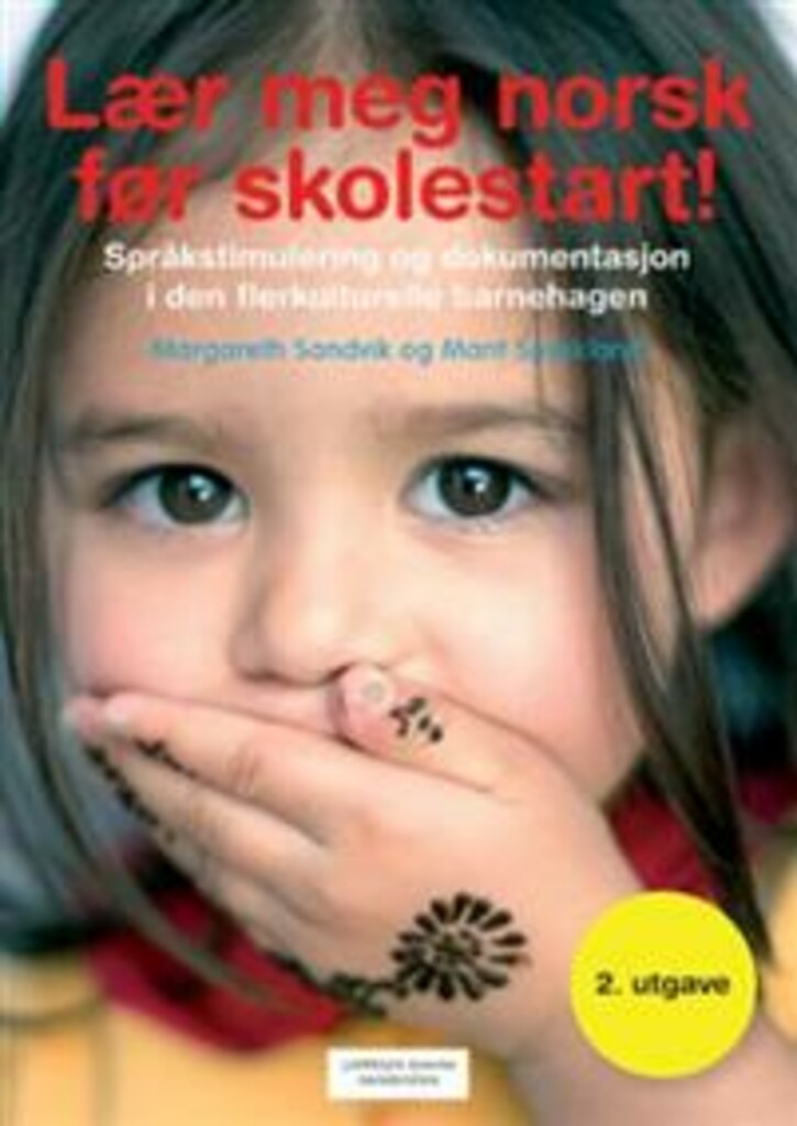 Lær meg norsk før skolestart!