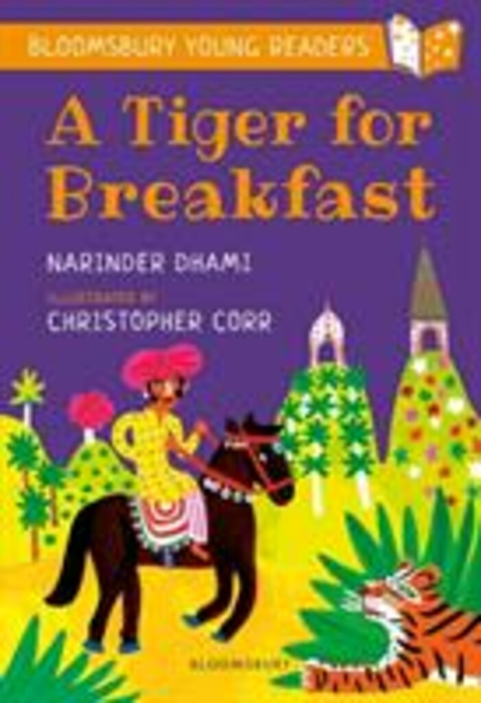 A Tiger for Breakfast 1