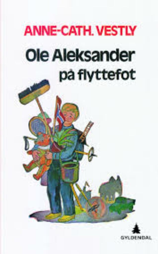 Ole Aleksander på flyttefot : [bind 5]