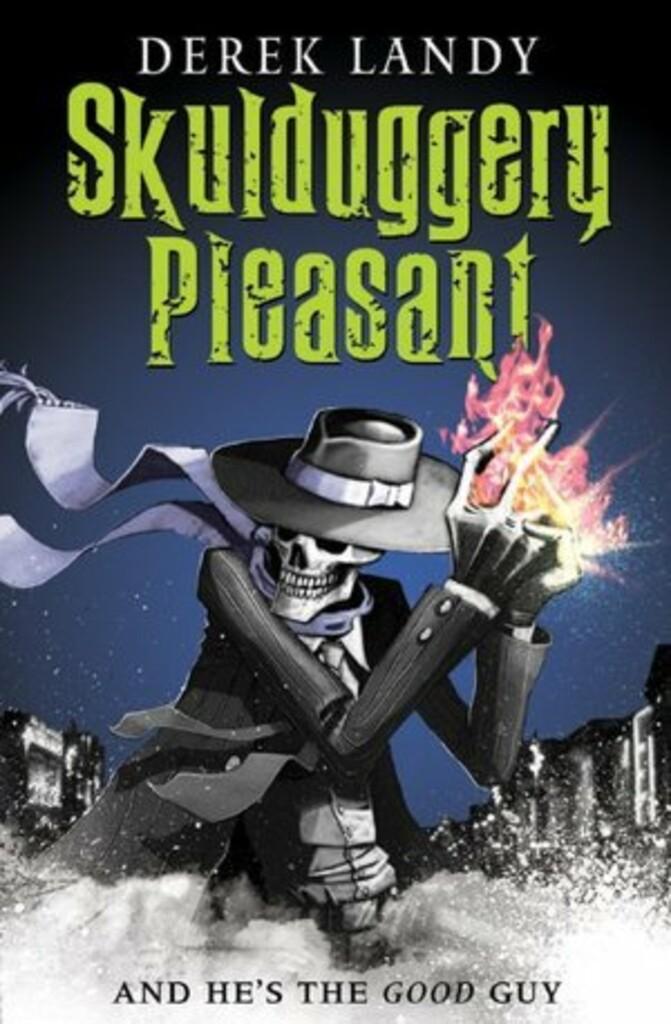 Skulduggery Pleasant (1)