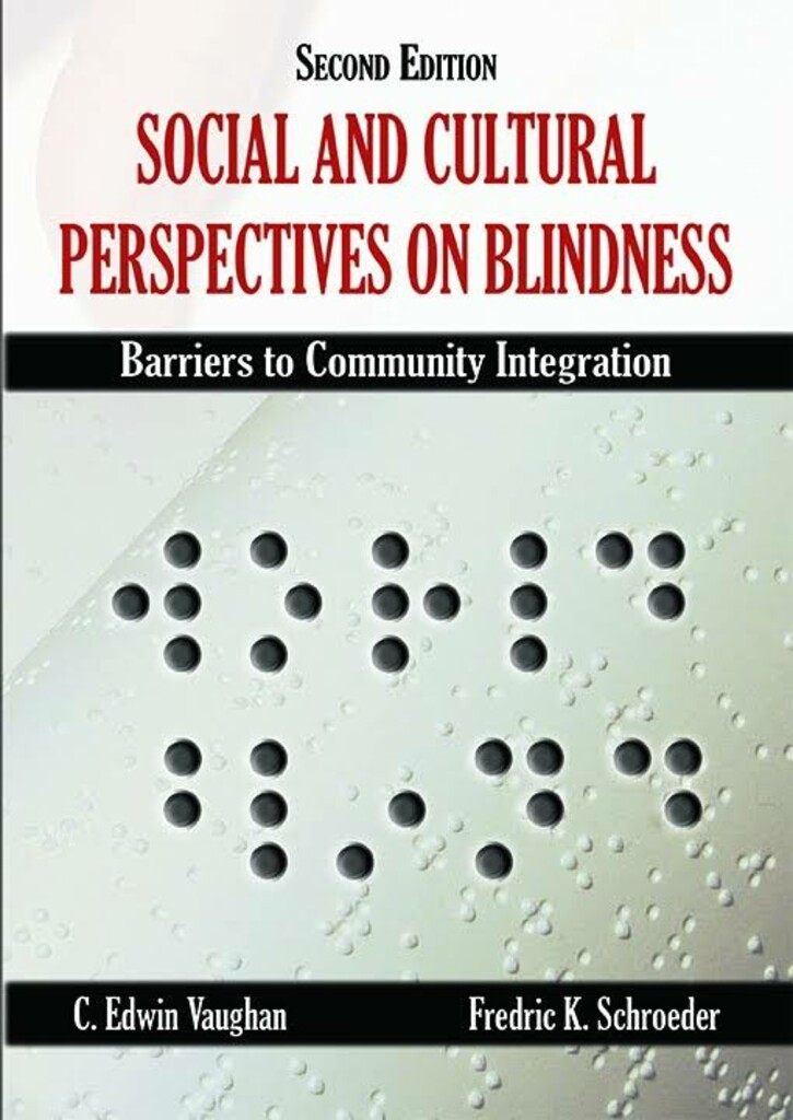 Social and cultural perspectives on blindness