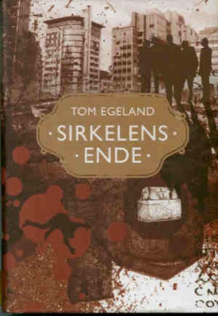 Sirkelens ende : roman