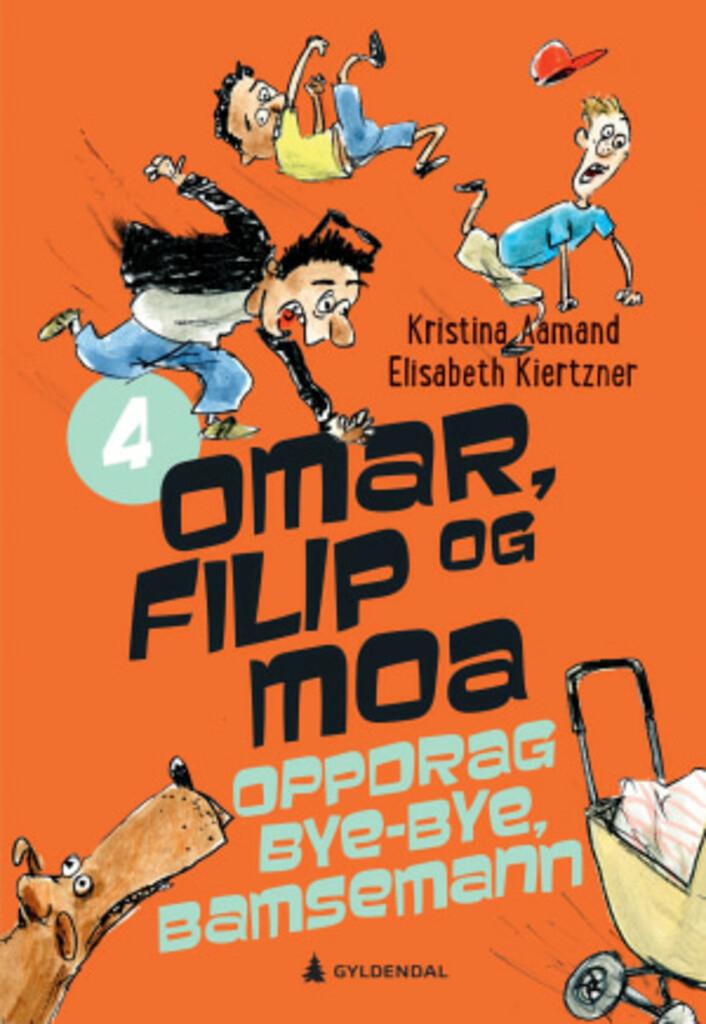 Omar, Filip og Moa : oppdrag bye bye, Bamsemann . 4