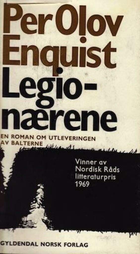 Legionærene : en roman om utleveringen av balterne
