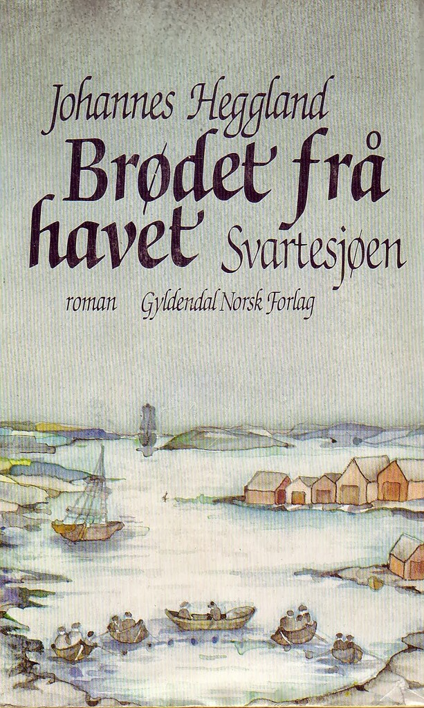 Brødet frå havet. Svartesjøen (3) : [bind 3]