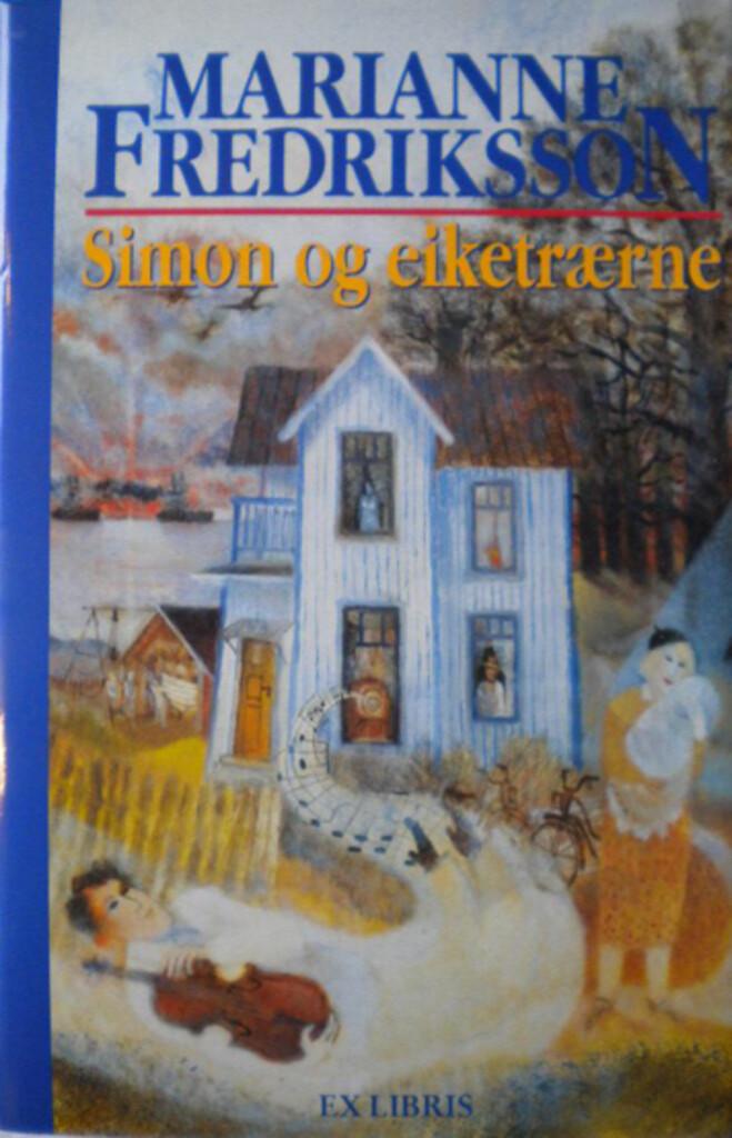 Simon og eiketrærne