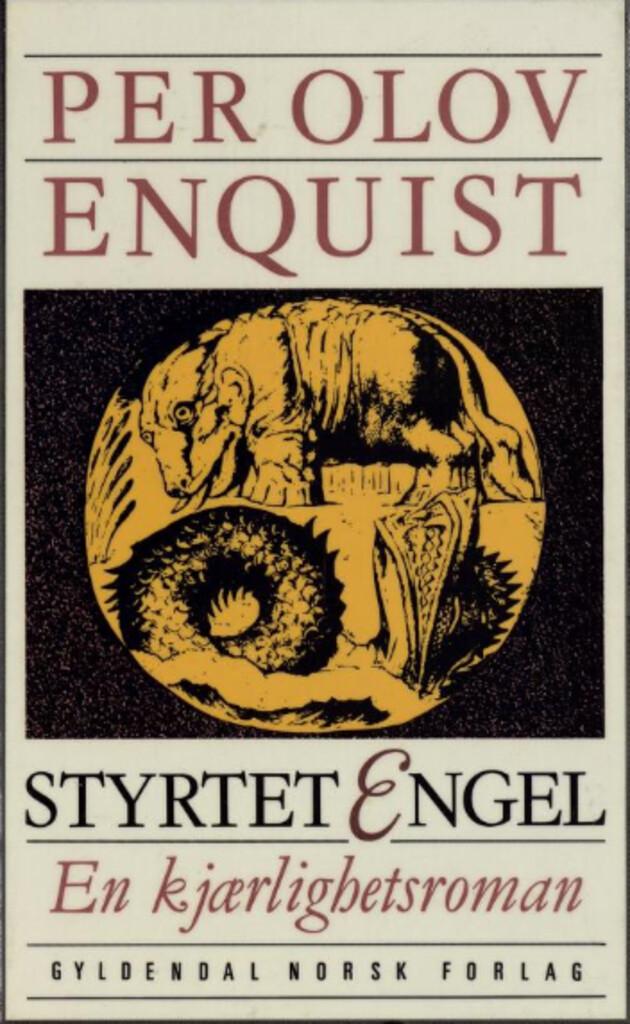 Styrtet engel : en kjærlighetsroman