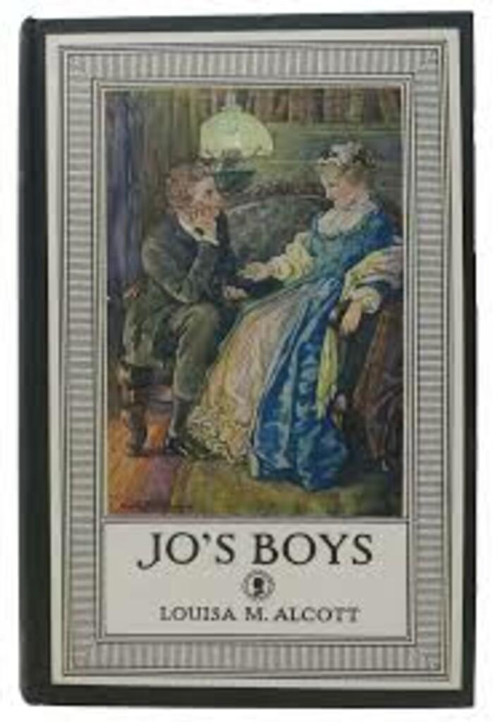 Jo's boys . 4