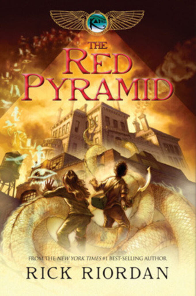 The red pyramid 1