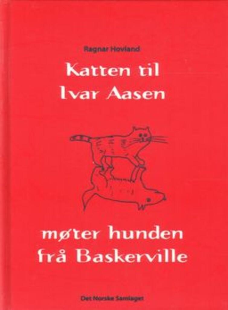 Katten til Ivar Aasen møter hunden fra Baskerville