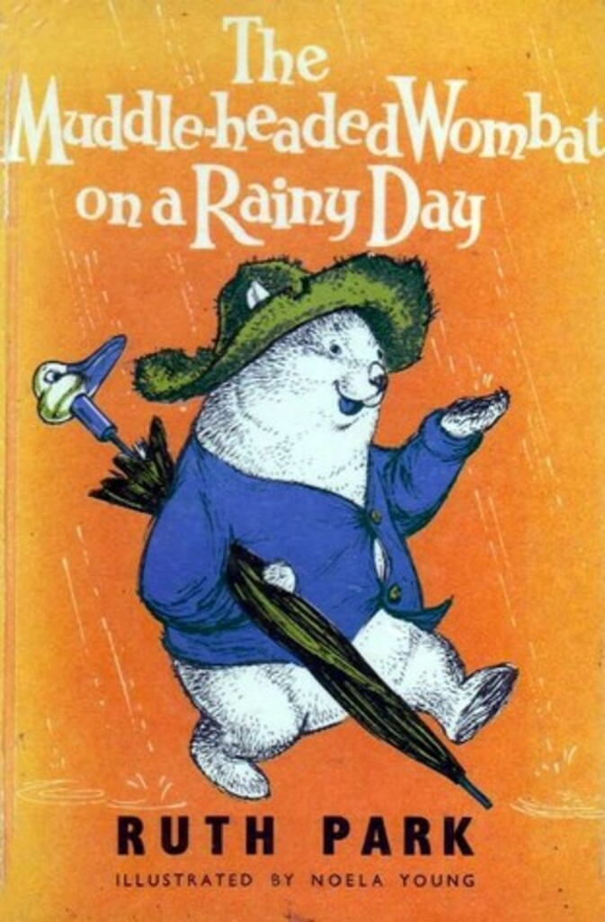 The muddle-headed wombat on a rainy day
