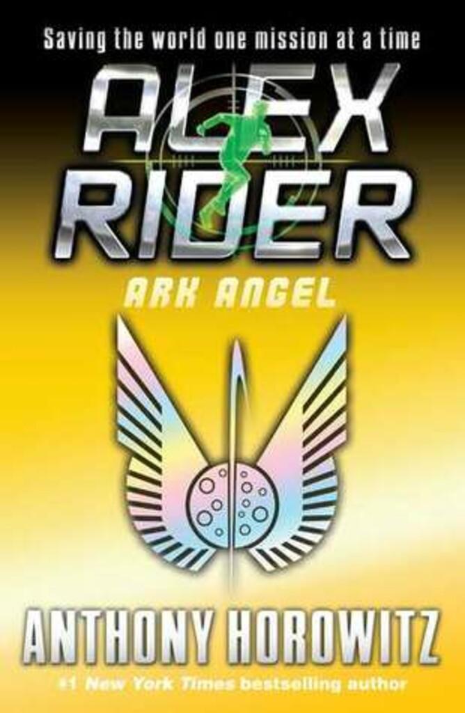 Ark angel (eng.) 15