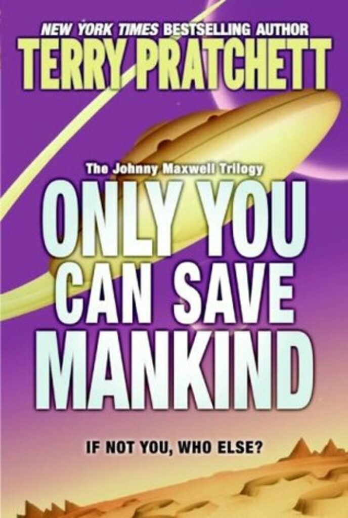 Only you can save mankind (1)