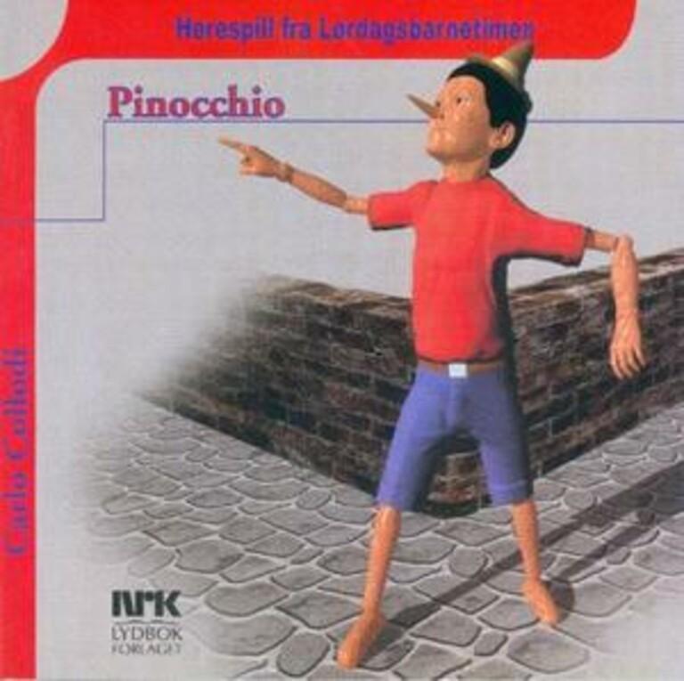 Pinocchio (hørespill) : hørespill fra Lørdagsbarnetimen