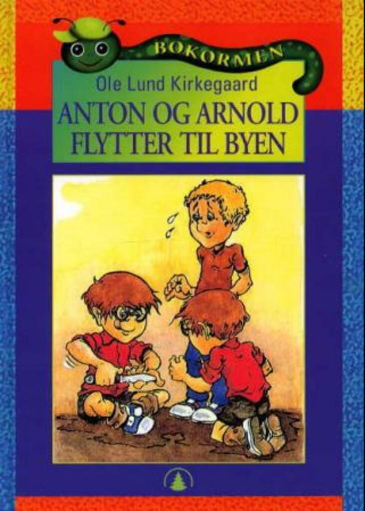 Anton og Arnold flytter til byen
