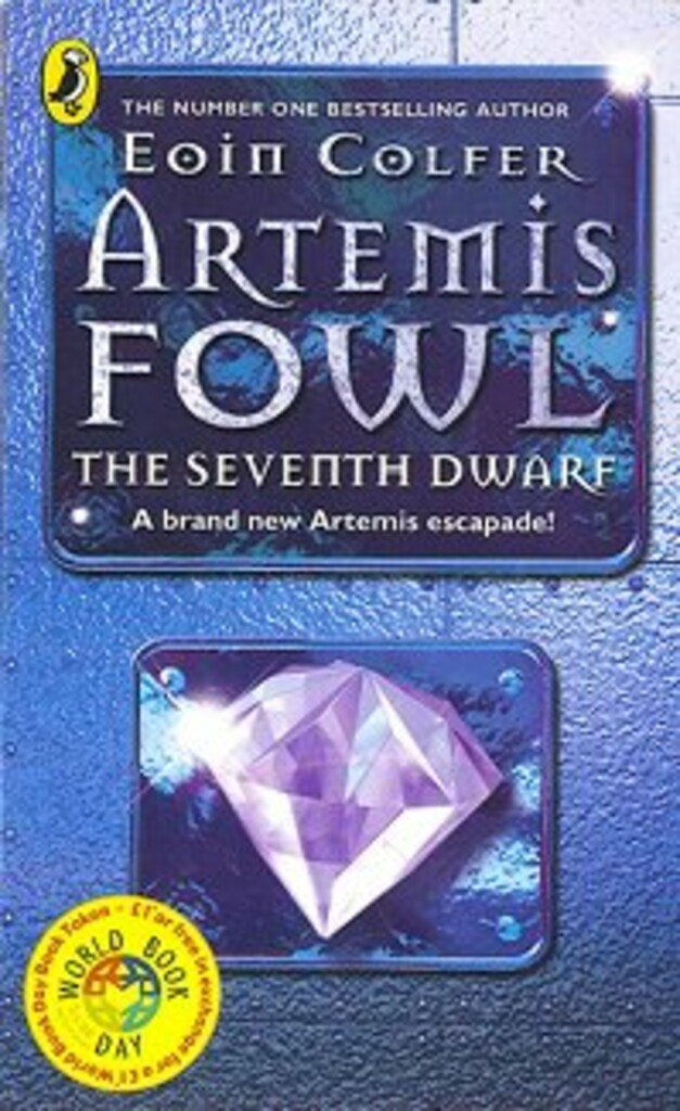 Artemis Fowl and the seventh dwarf