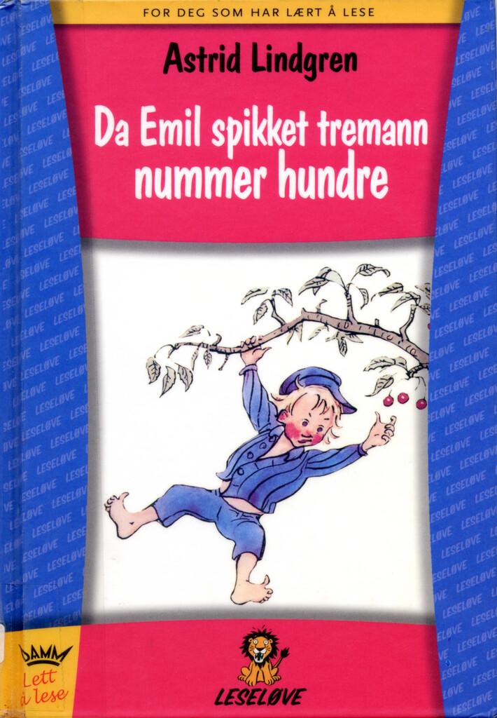 Da Emil spikket tremann nummer hundre