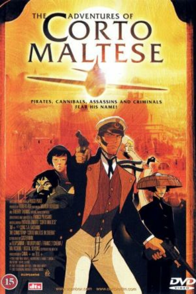 The Adventures of Corto Maltese