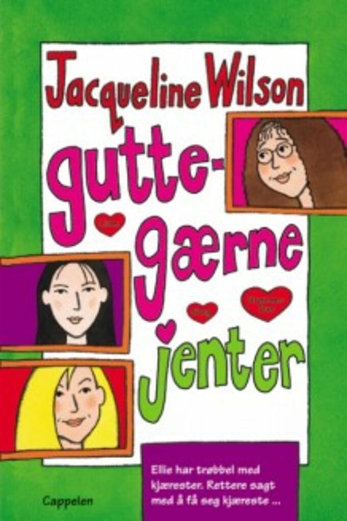 Guttegærne jenter [bind 1]