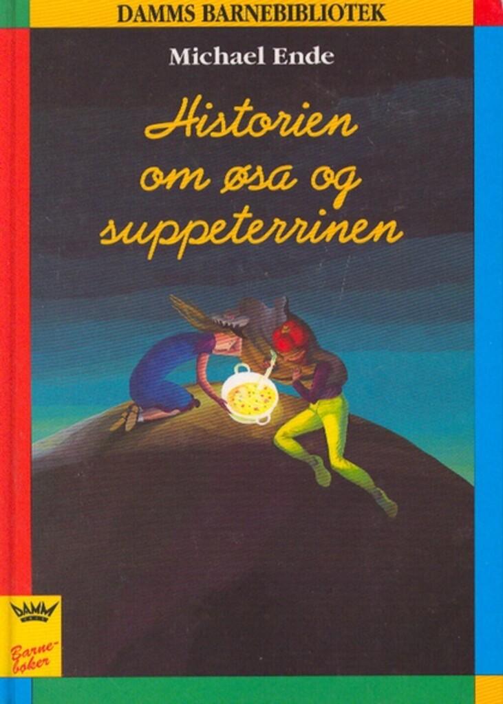 Historien om øsa og suppeterrinen