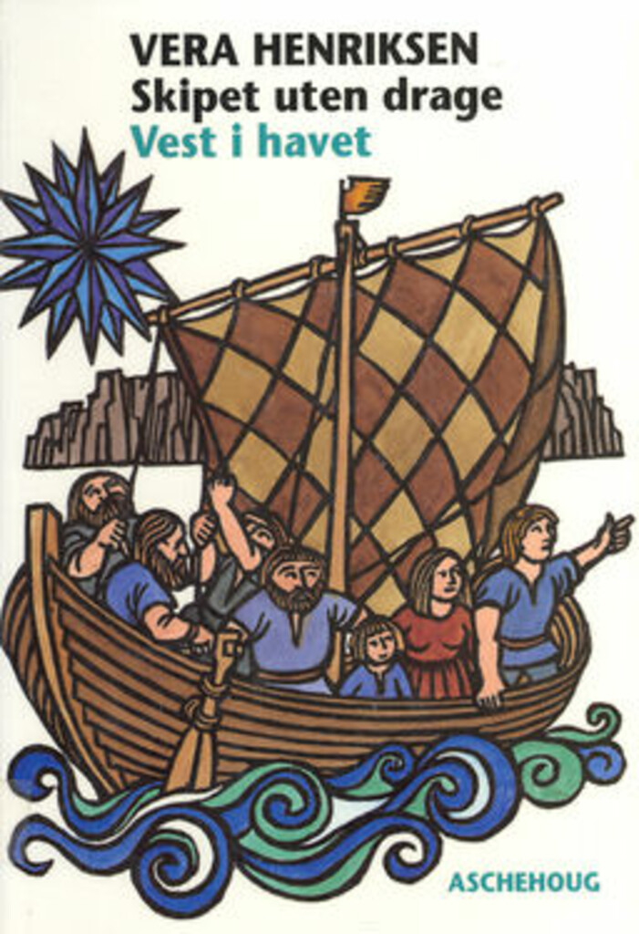 Skipet uten drage. Vest i havet (3)