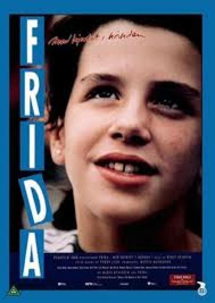 Frida : med hjertet i hånden