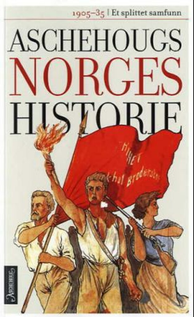 Aschehougs Norgeshistorie (10)