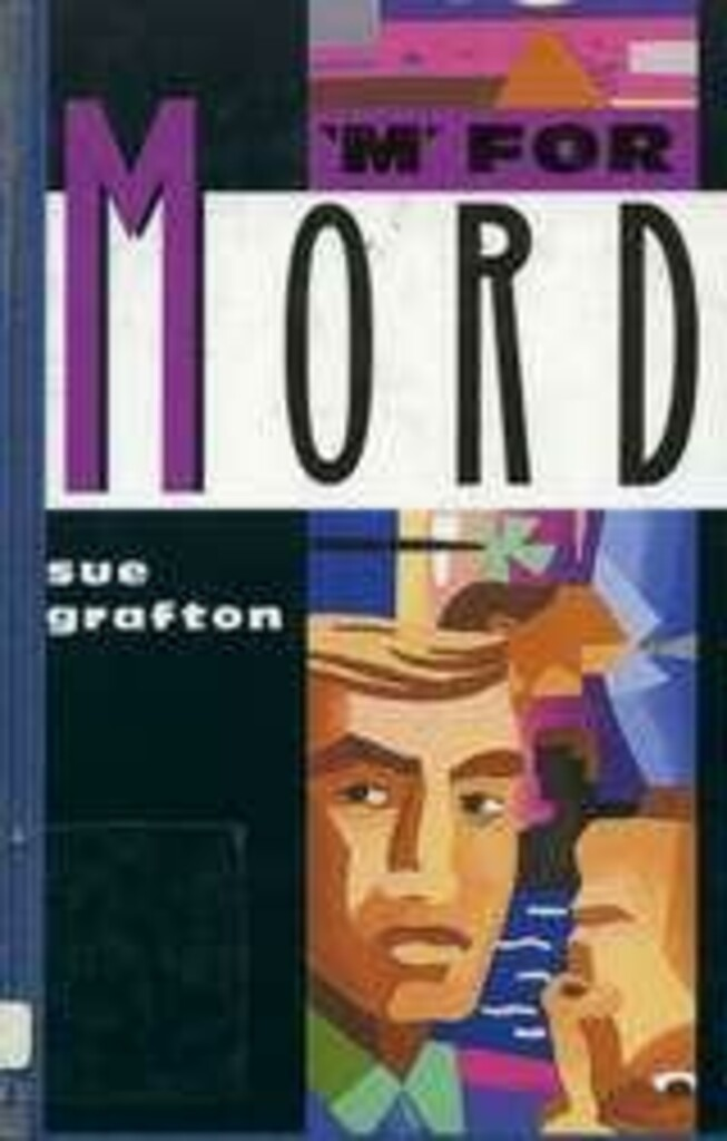 """""""M"""" for mord"""
