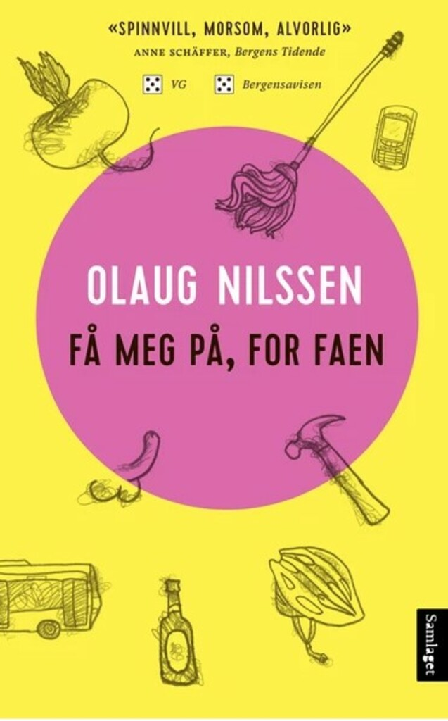 Få meg på, for faen : roman
