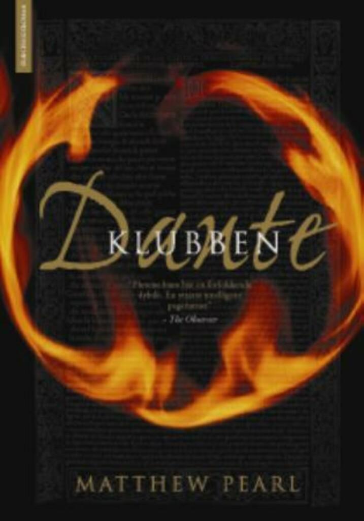 Danteklubben : roman