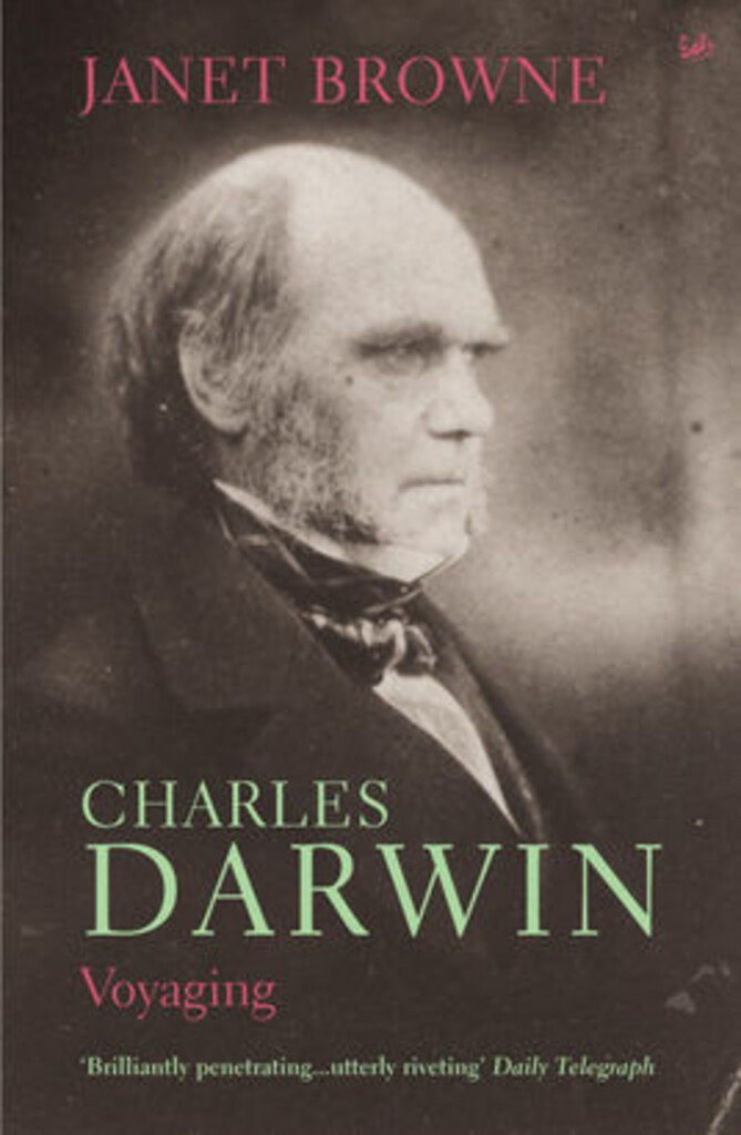 Charles Darwin : voyaging (vol. 1)