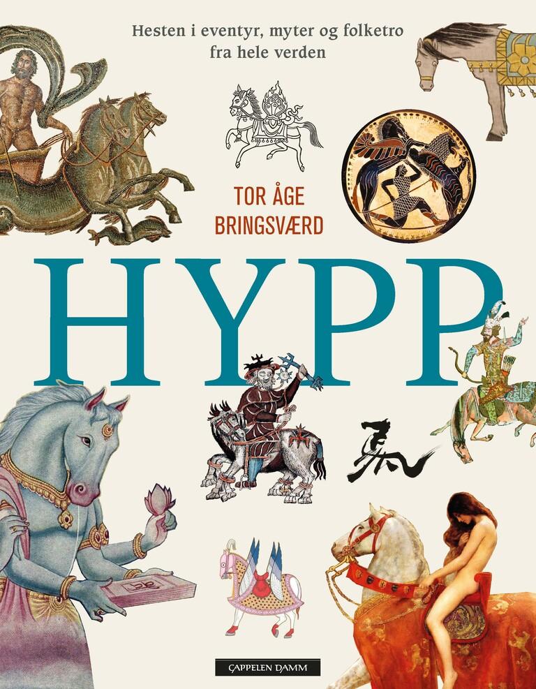Hypp : hesten i eventyr, myter og folketro