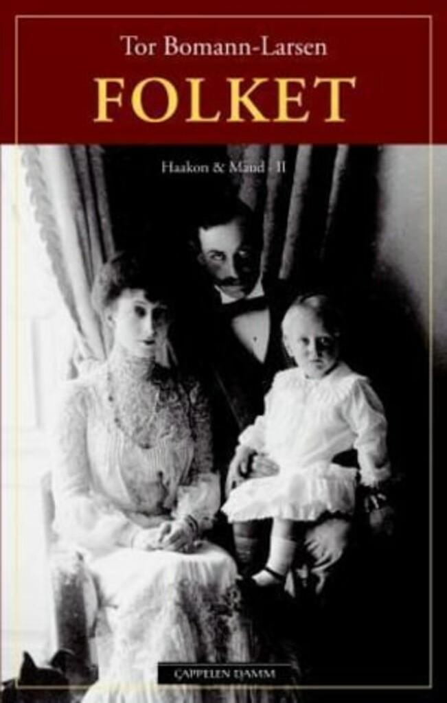 Haakon & Maud . II . Folket