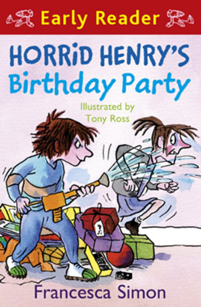 Horrid Henry's Birthday Party 1