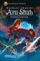 Omslagsbilde:Aru Shah og dødssangen