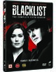 Omslagsbilde:The Blacklist . the complete fifth season