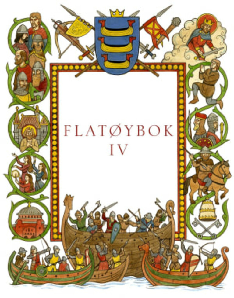 Flatøybok . B. 4