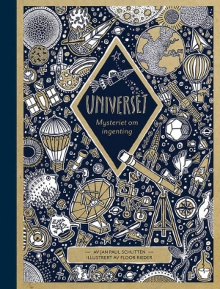 Universet : mysteriet om ingenting