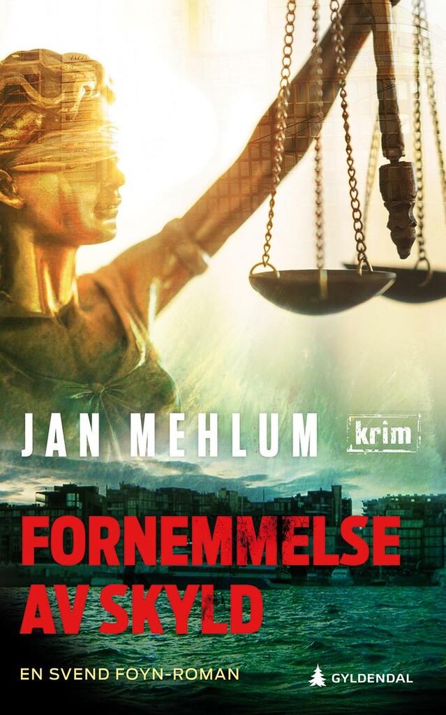 Fornemmelse av skyld : kriminalroman