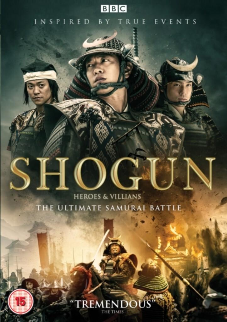 Shogun : Herroes & Villians