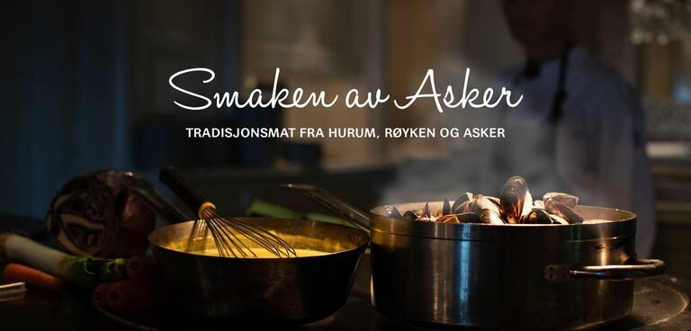 Smaken av Asker : tradisjonsmat fra Hurum, Røyken og Asker