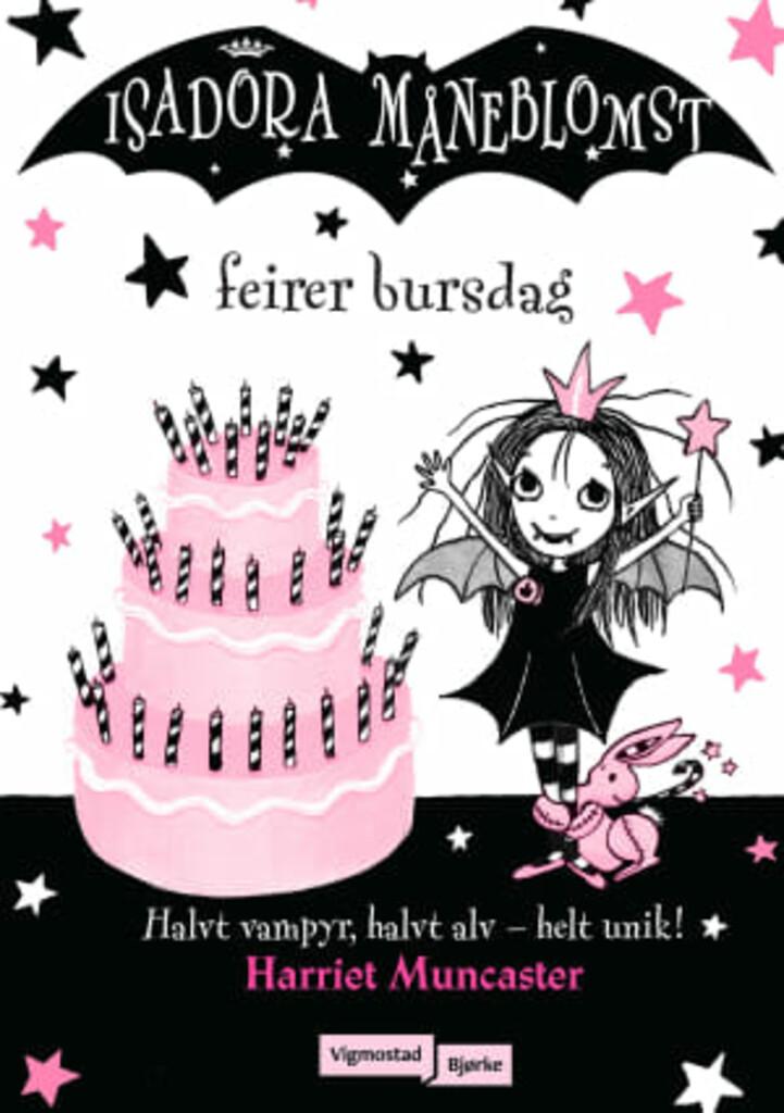 Isadora Måneblomst feirer bursdag 3